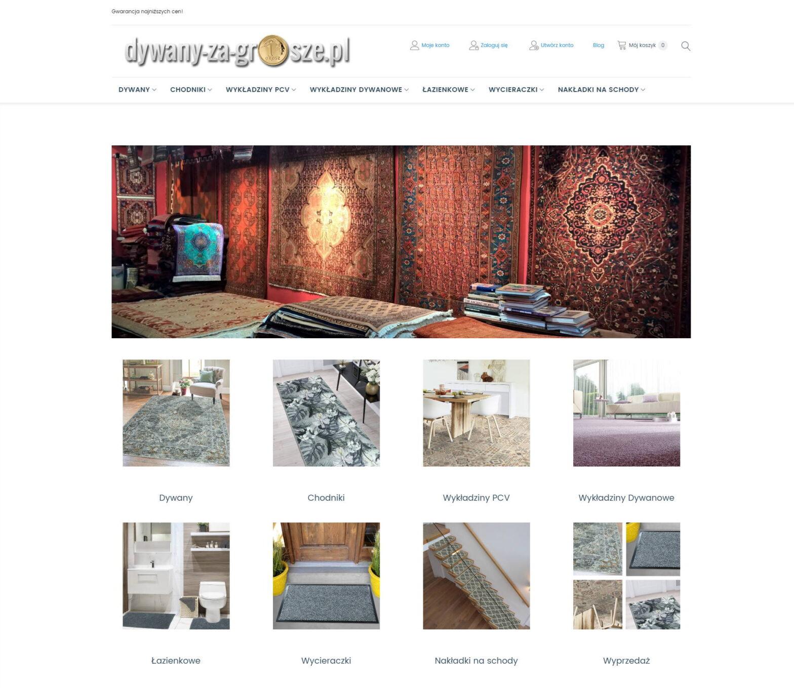 dywany-za-grosze.pl największy wybór dywanów