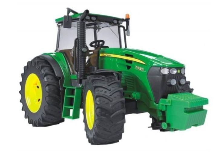 BRUDER Pojazd Traktor John Deere 7930